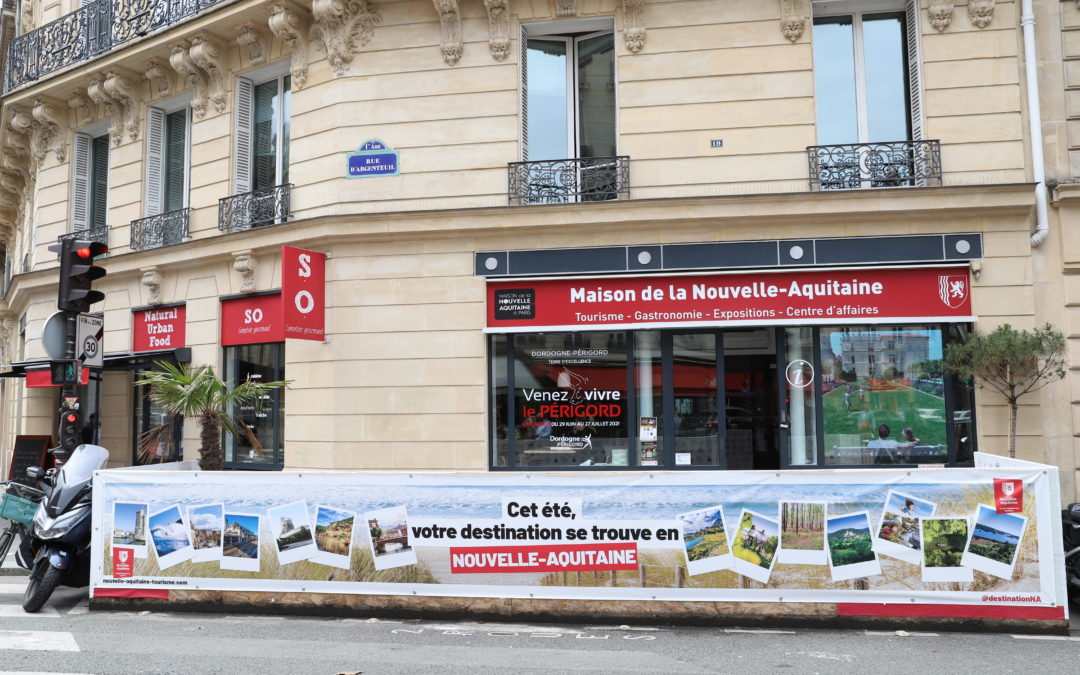 Dordogne Noix est à PARIS !